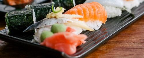 Letz sushi I Frokostfirmaet