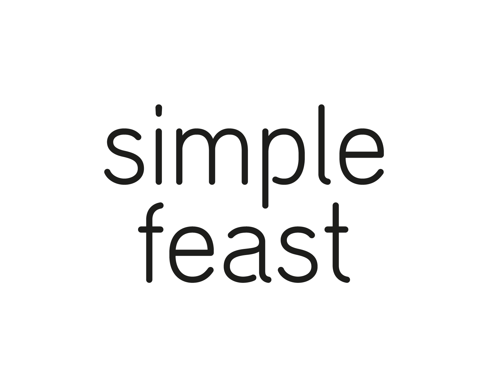 Simple Feast Logo