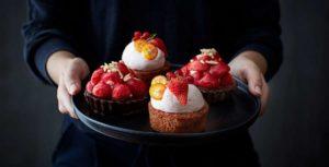 Lagkagehuse kager til erhverv