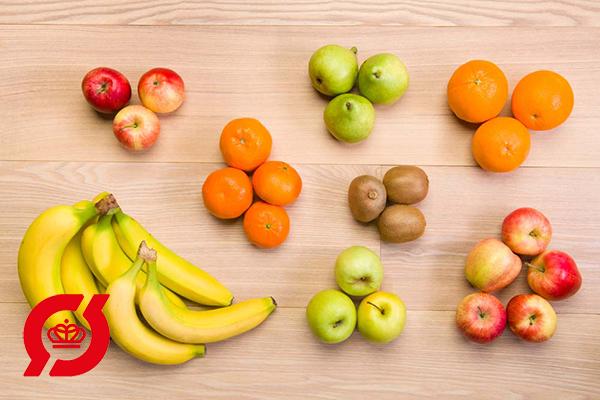 frugt ordning virksomhed