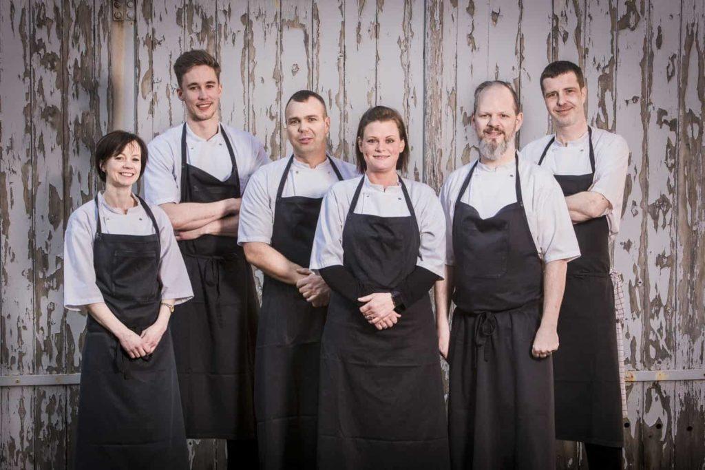 Ryde gastronomi team