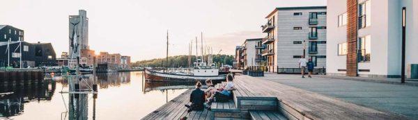 Frokostordning Odense ved vandet